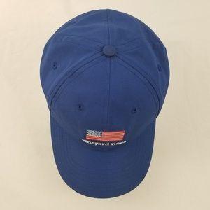 Vineyard Vines Hat Blue